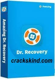 Amazing Dr. Recovery 15.8 Crack + Serial Number Full Download 2021